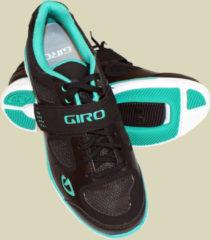 Giro WHYND Radschuh Damen Größe 38 black/dynasty green