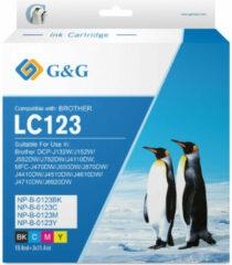 G&G LC-123 Cartridge Zwart