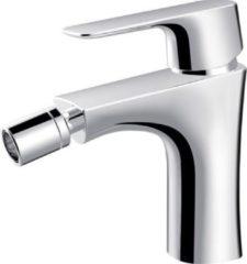 SanitairZone Aloni Bidetmengkraan Met Waterbesparing Chroom