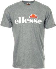 Ellesse T-shirt - Mannen - donker grijs/wit