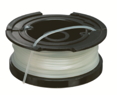 Black & Decker BLACK+DECKER Reflex Rasentrimmerspule mit Leine für Rasentrimmer A6481