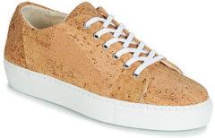Beige Lage Sneakers Dream in groen JAKANIS