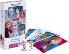 Shuffle kaartspel Frozen 2 Waar is het paar? junior karton