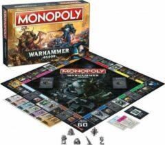 Hasbro Games Monopoly Warhammer 40k