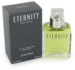 Carolina Herrara Calvin Klein Eternity 200 ml - Eau de Toilette - Herenparfum