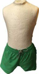 Russell Athletic Heren Beach Shorts - Gras Groen - Maat XXL