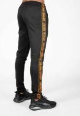 Wrong Friends Lyon Track pants Trainingsbroek - zwart / oranje - XS
