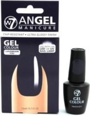 Blauwe W7 Angel Manicure Gel UV Nagellak - I Lavendare You
