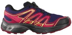 Trail Running Schuhe Wings Flyte 2 GTX 390688 Salomon Evening Blue/Beet Red/Sunny Lime