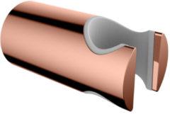 Best Design Lyon handdouchehouder opbouw messing rose mat goud 4009700