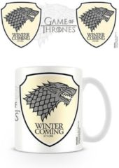Hole in the Wall Starskie Game of Thrones Stark Emblem Boxed Mug
