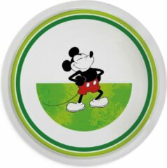 Groene Egan Disney - Dinerbord Mickey I AM Green