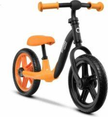 Loopfiets Lionelo Alex oranje kleur zeer licht van gewicht