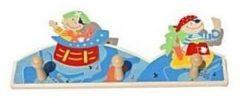 Simply for kids Simply kleinspeelgoed Kapstok piraat