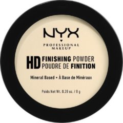 Bruine NYX Professional Makeup NYX PMU Professional Makeup High Definition Finishing Powder - Banana HDFP02 - Finishing Powder - 8 gr