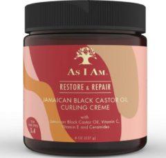 As I Am Jamaican Black Castor Oil Curling Crème 227 G
