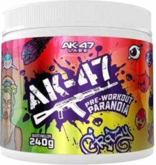 AK-47 Labs AK-47 Pre-Workout 120servings Watermelon