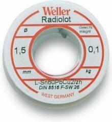 Weller Soldeertin RL60/40-100 - Ø3mm - 100gr