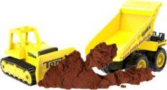 Tonka Combo Pack - Dump Truck en Bulldozer