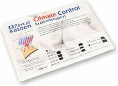 Mahoton Climate Control - kussenslopen - 60x70 cm - ecru