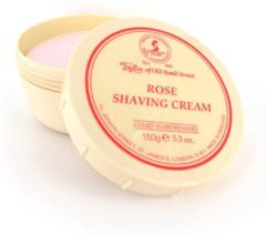 Taylor of Old Bond Street Rose Scheercreme 150gr