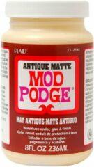 Plaid Mod Podge antique matte 236ml