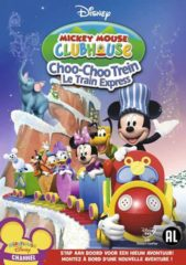 Kolmio Media Mickey Mouse Clubhouse - Choo-choo Trein | DVD