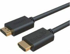 Zwarte Barkan Mounts Barkan - High Speed HDMI Kabel 1.8m