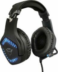 Trust GXT 460 Varzz - Gaming Headset - Met verlichting - Geschikt voor PS4 en PC / Zwart/Blauw