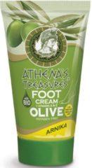 Pharmaid Athenas Treasures Voetcreme Arnika 100ml | Voetverzorging Olijfolie
