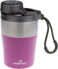 Roze RUBYTEC Shira Hotshot Drinkfles - 200 ML - Fuchsia