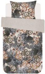 Essenza Estee dekbedovertrek - 100% katoen-satijn - 1-persoons (140x200/220 cm + 1 sloop) - 1 stuk (60x70 cm) - Multi