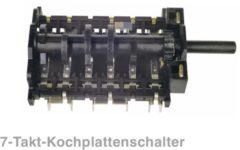 Seppelfricke Kochplattenschalter B&S 4073/1 für Herd 10007354