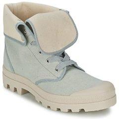 Grijze Hoge Sneakers Casual Attitude BOPESSA
