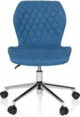 Hjh OFFICE JOY II - Kinder bureaustoel - Blauw - Stof