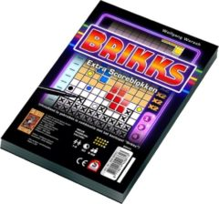 999 Games Scoreblokken Brikks twee stuks Dobbelspel