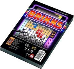 999 Games Brikks Scoreblok 2 stuks Dobbelspel