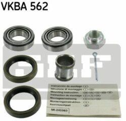 SKF Wiellagerset VKBA 562