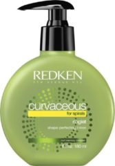 Redken - Curvaceous Ringlet Shape Perfecting Lotion 180 Ml
