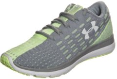 Threadborne Slingflex Laufschuh Damen Under Armour overcast gray / lime fizz / white