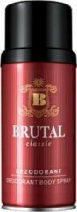La Rive Brutale Klassieke deodorantverstuiver 150ml
