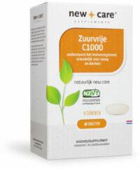 New Care Vitamine C1000 Zuurvrij - 60 Tabletten - Vitaminen