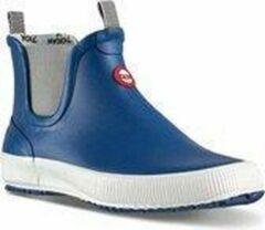 Blauwe Nokian Regenlaars hai low blue-schoenmaat 39