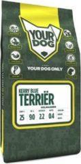 3 kg Yourdog kerry blue terriËr volwassen hondenvoer