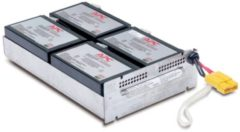 Zwarte APC Batterij Vervangings Cartridge RBC24