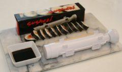 Witte Sushezi - Sushi Maker - Sushi Bazooka Origineel®