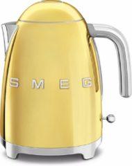 Gouden Smeg 50's Style waterkoker 1,7 liter KLF03GOEU