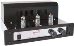 Dynavox TPR-1 Bedraad Zwart, Chroom audio versterker