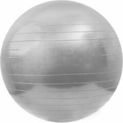 Matchu Sports - Fitnessbal - Fysiobal - Ø 75 cm - Zilver