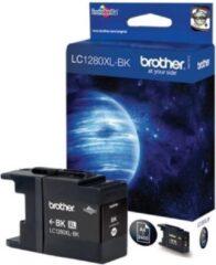 Brother LC-1280XLBK - Inktcartridge / Zwart / Hoge Capaciteit